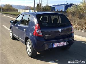 Dacia Sandero 1,4 MPI Clima - imagine 3