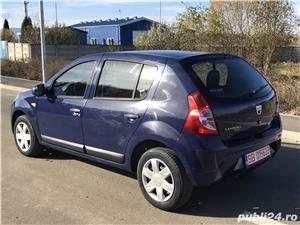 Dacia Sandero 1,4 MPI Clima - imagine 8