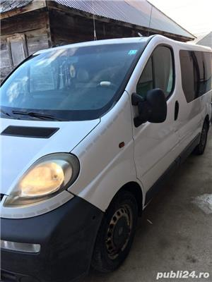 Opel Vivaro - imagine 3