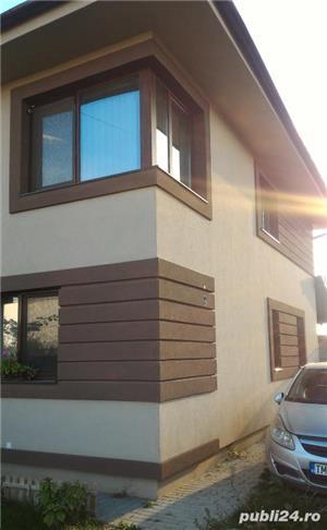Vand casa Dumbravita-Lidl 3 dormitoare 3 bai 1 living 1 bucatarie 1 terasa 1 camara 125000 euro - imagine 10