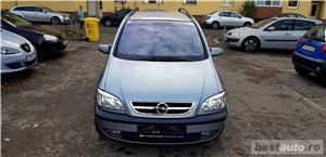 Opel Zafira 2,0 TDDI Facelift 7 Locuri - imagine 2