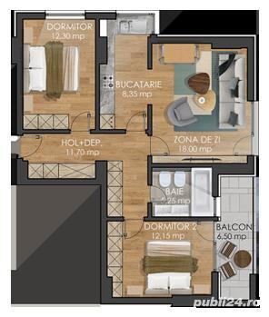 Apartament cu 1 2 si 3 camere - imagine 5