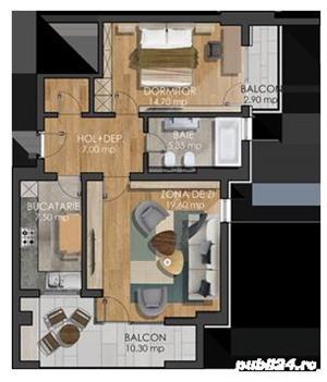Apartament cu 1 2 si 3 camere - imagine 3