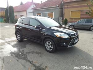 Ford Kuga 4x4 - imagine 3
