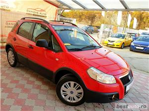 Fiat Sedici,GARANTIE 3 LUNI,BUY BACK,RATE FIXE,Motor 1600 cmc,4x4,benzina. - imagine 3