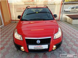 Fiat Sedici,GARANTIE 3 LUNI,BUY BACK,RATE FIXE,Motor 1600 cmc,4x4,benzina. - imagine 2