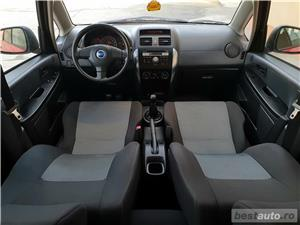 Fiat Sedici,GARANTIE 3 LUNI,BUY BACK,RATE FIXE,Motor 1600 cmc,4x4,benzina. - imagine 8