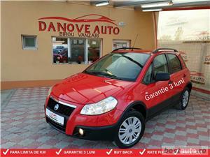 Fiat Sedici,GARANTIE 3 LUNI,BUY BACK,RATE FIXE,Motor 1600 cmc,4x4,benzina. - imagine 1