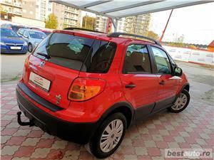Fiat Sedici,GARANTIE 3 LUNI,BUY BACK,RATE FIXE,Motor 1600 cmc,4x4,benzina. - imagine 5