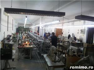 AF078 Spatiu industrial, 2 hale+ cladire pt birouri, Covaci - imagine 2