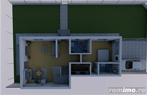 1/2 Duplex Dumbravita 140 mp/utili ,2 locuri de parcare, teren 310mp - imagine 2