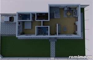 1/2 Duplex Dumbravita 140 mp/utili ,2 locuri de parcare, teren 310mp - imagine 1