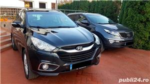 Hyundai ix35 2013 Automat Piele Parking - imagine 3
