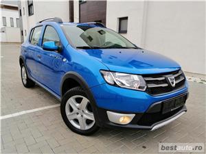 Dacia StepWay Laureate Euro 5 Benzina 91.000km Navigatie Parktronic Tempomat Clima acum adus !  - imagine 2