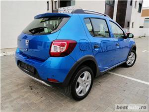 Dacia StepWay Laureate Euro 5 Benzina 91.000km Navigatie Parktronic Tempomat Clima acum adus !  - imagine 3