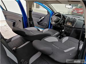 Dacia StepWay Laureate Euro 5 Benzina 91.000km Navigatie Parktronic Tempomat Clima acum adus !  - imagine 9