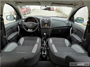 Dacia StepWay Laureate Euro 5 Benzina 91.000km Navigatie Parktronic Tempomat Clima acum adus !  - imagine 6