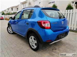 Dacia StepWay Laureate Euro 5 Benzina 91.000km Navigatie Parktronic Tempomat Clima acum adus !  - imagine 4