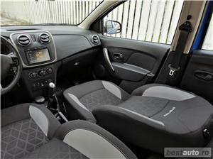 Dacia StepWay Laureate Euro 5 Benzina 91.000km Navigatie Parktronic Tempomat Clima acum adus !  - imagine 7