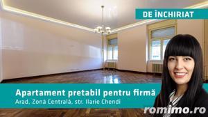 Apartament pretabil pentru firmă. - imagine 1