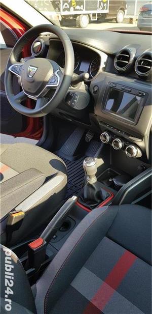 Dacia Duster 2019 - Seria Limitata Techroad - Benzina - imagine 6