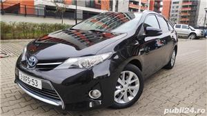 Toyota auris hybrid/panorama/camera mansalier/navi/euro 5 - imagine 1