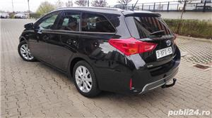 Toyota auris hybrid/panorama/camera mansalier/navi/euro 5 - imagine 2