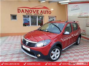 Dacia Sandero,LIVRAM GRATUIT,GARANTIE 3 LUNI,Rate fixe,Motor 1500 CDI,Diesel,Stepway.  - imagine 1