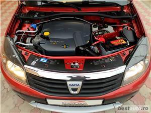 Dacia Sandero,LIVRAM GRATUIT,GARANTIE 3 LUNI,Rate fixe,Motor 1500 CDI,Diesel,Stepway.  - imagine 9