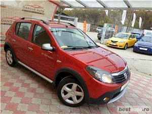 Dacia Sandero,LIVRAM GRATUIT,GARANTIE 3 LUNI,Rate fixe,Motor 1500 CDI,Diesel,Stepway.  - imagine 3