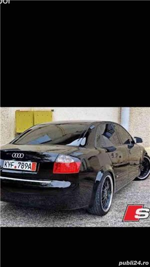 Audi A4 b6 sline tunning full led  - imagine 3