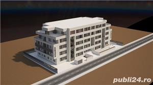 Aviatiei - apartament 3 camere, cu terasa de 48 mp - imagine 1