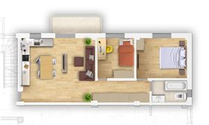 Apartament 3 camere  Titan - imagine 3