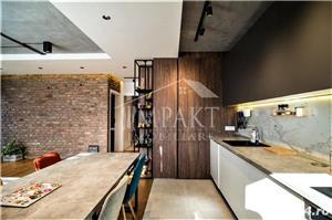 Apartament finisat Lux, in complex rezidential, zona Calea Turzii! - imagine 2