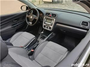 Volkswagen Eos 2.0 TDI 140 CP 2007 Panoramic Decapotabil - imagine 19