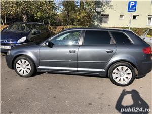 Audi A3 Sportback, 2005, 2.0 TDI 140 CP, DSG - imagine 5
