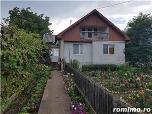 Casa P+M, teren 5700mp, livada 100pomi, Aghiresu Fabrica - imagine 1