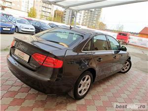 Audi A4,GARANTIE 3 LUNI,BUY BACK,RATE FIXE,motor 2000 TDI,143 CP,Navi,Piele - imagine 5