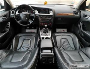 Audi A4,GARANTIE 3 LUNI,BUY BACK,RATE FIXE,motor 2000 TDI,143 CP,Navi,Piele - imagine 8