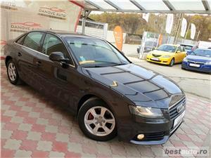 Audi A4,GARANTIE 3 LUNI,BUY BACK,RATE FIXE,motor 2000 TDI,143 CP,Navi,Piele - imagine 3