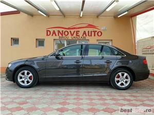 Audi A4,GARANTIE 3 LUNI,BUY BACK,RATE FIXE,motor 2000 TDI,143 CP,Navi,Piele - imagine 4