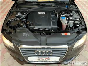 Audi A4,GARANTIE 3 LUNI,BUY BACK,RATE FIXE,motor 2000 TDI,143 CP,Navi,Piele - imagine 9