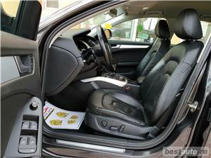 Audi A4,GARANTIE 3 LUNI,BUY BACK,RATE FIXE,motor 2000 TDI,143 CP,Navi,Piele - imagine 6
