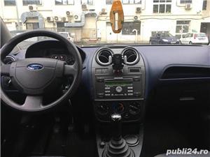 Ford Fiesta 2008 1.2L, 80000 km. - imagine 7