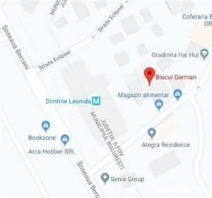 De vanzare Garsoniera in Blocul German,1 min metrou Dimitrie Leonida - imagine 2