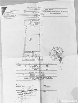 De vanzare Garsoniera in Blocul German,1 min metrou Dimitrie Leonida - imagine 9