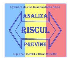 Evaluator de risc la securitatea fizica a obiectivelor  - imagine 1