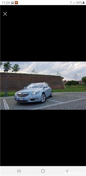 Opel Insignia - imagine 2