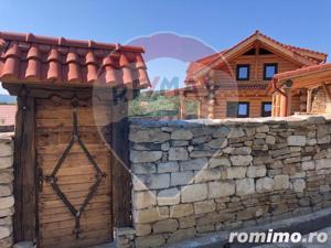 Casa din busteni, fara comision, zona Baciu - imagine 1