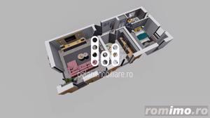 Apartament 2 camere, etajul 1 - Cartierul Tineretului  - imagine 2